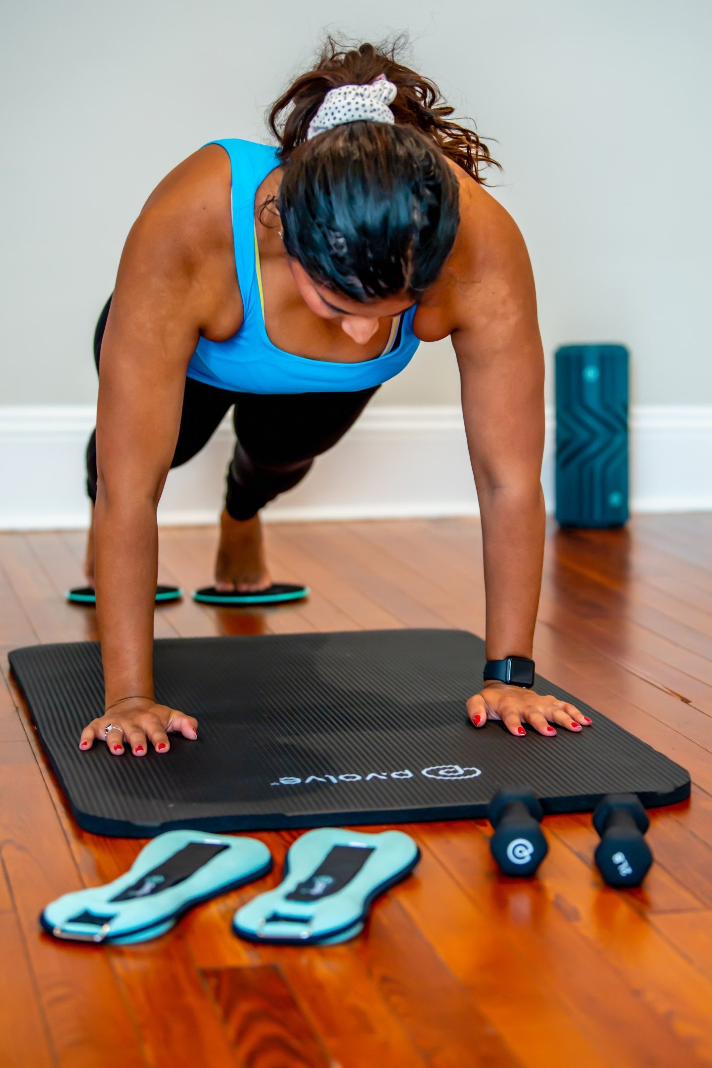 Get a Great Workout with a P.volve Zoom Class