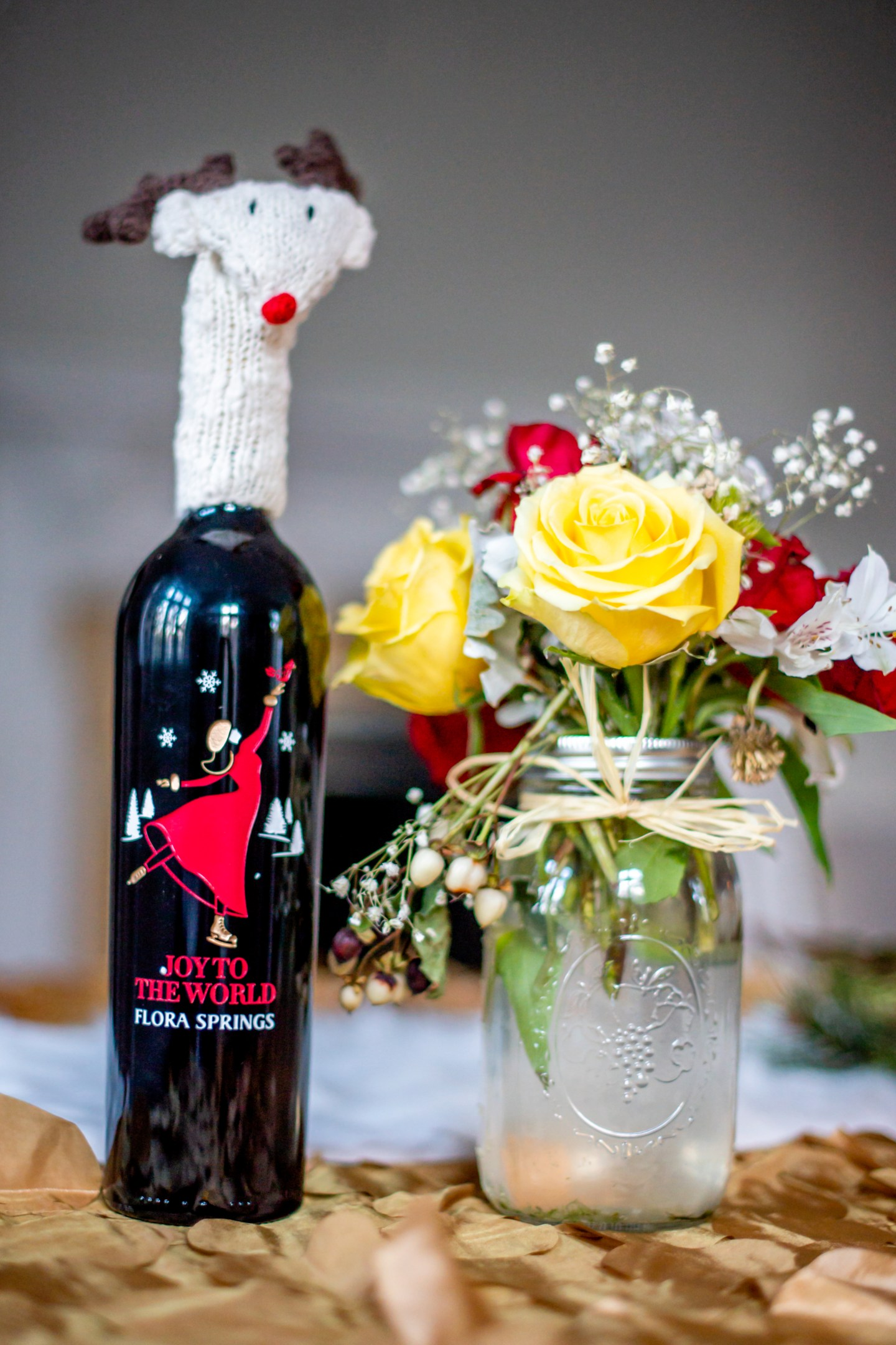 Flora Springs Holiday Wines
