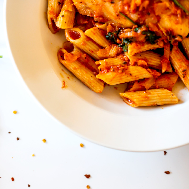 Nutrition for Longevity Pasta