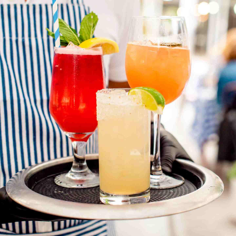 Claudette Cocktails