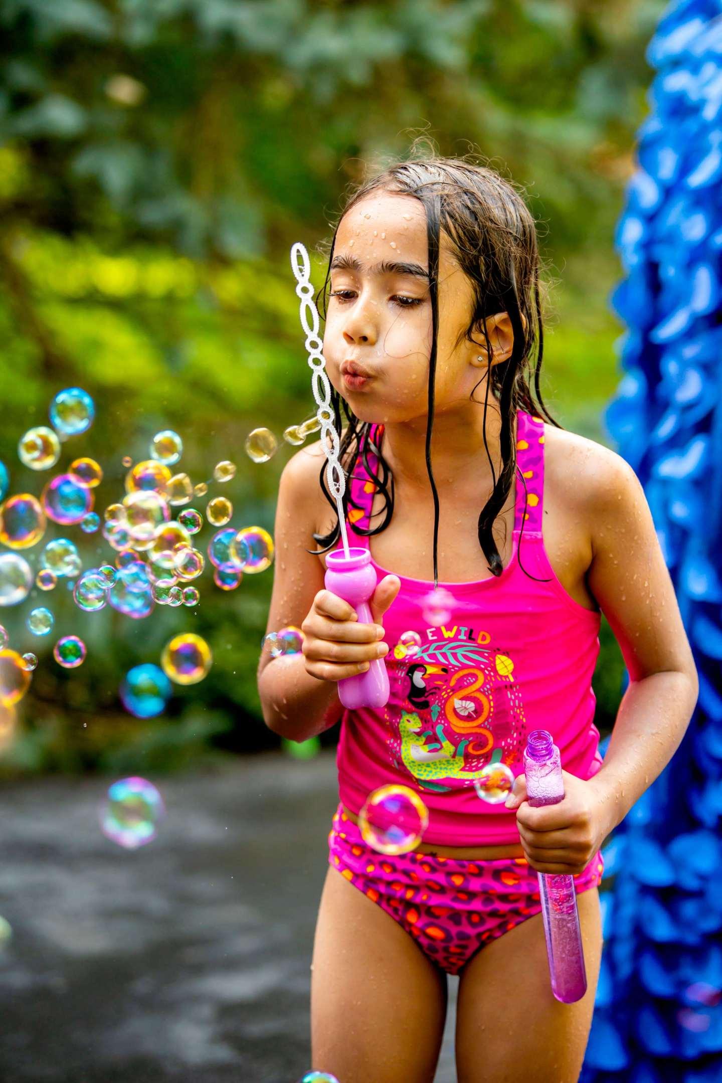 Water Wars – Bubbles
