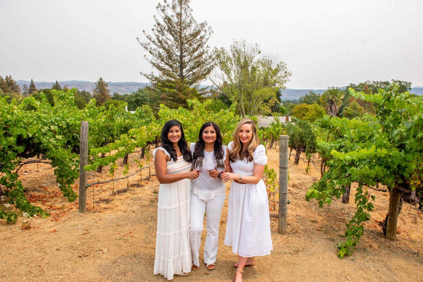 3 Women at Matthiasson