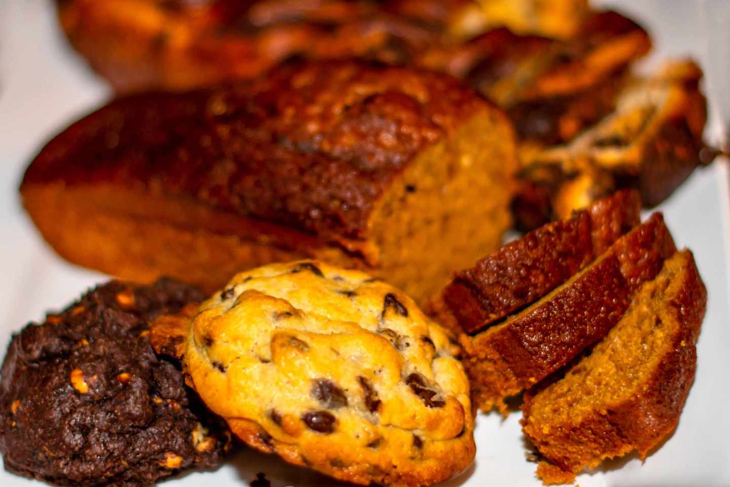 Rosh Hashanah Desserts - Honey Cake, Babka and Cookies from Amy's Bread