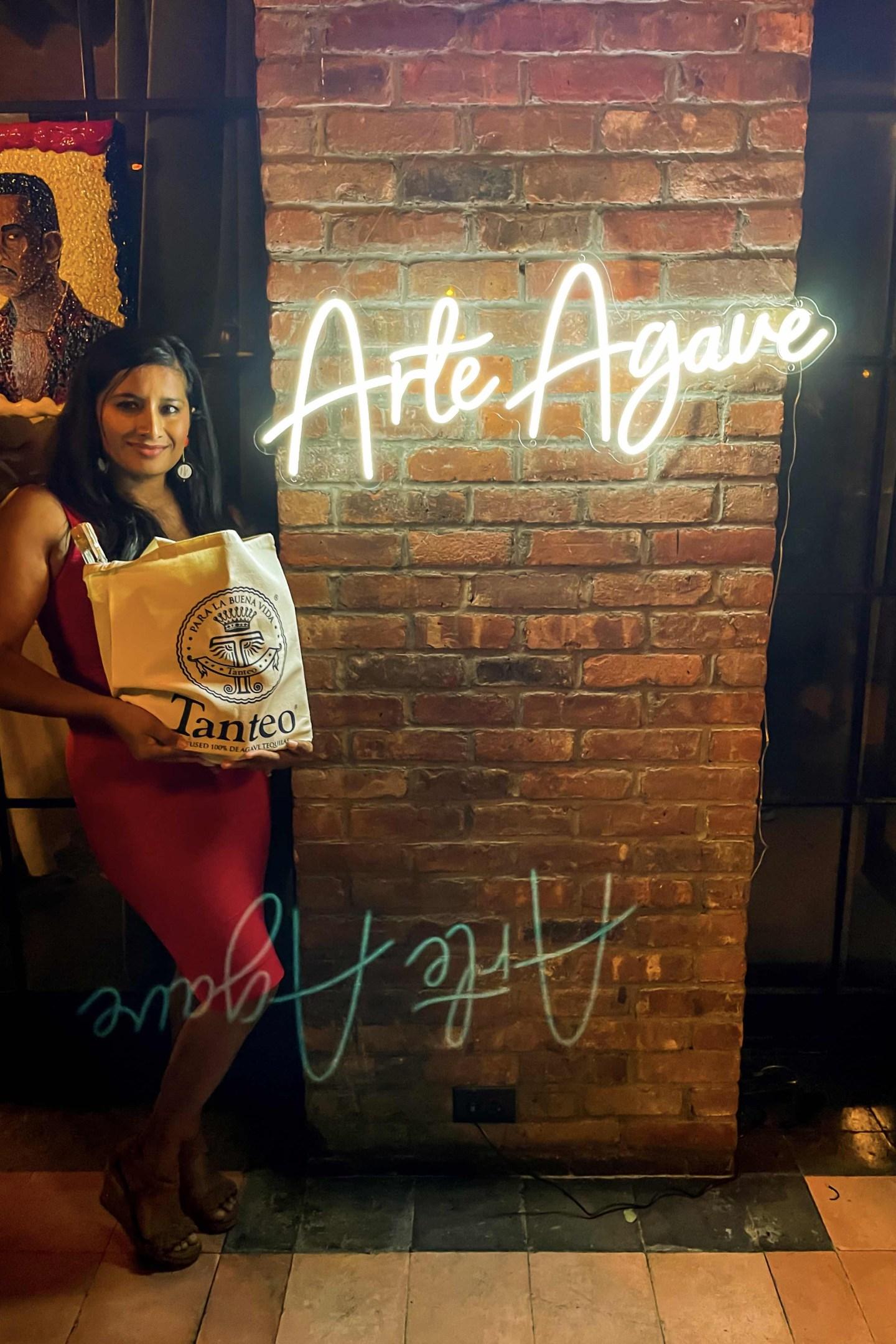 Arte Agave Giveaway Winner