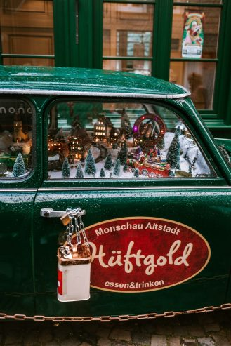 Monschau Christmas Market: everything you need to know