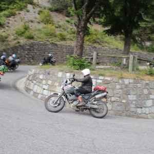 TwinTrail Alps Adventure - Col du Turini