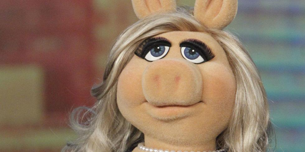 Miss Piggy: My hero