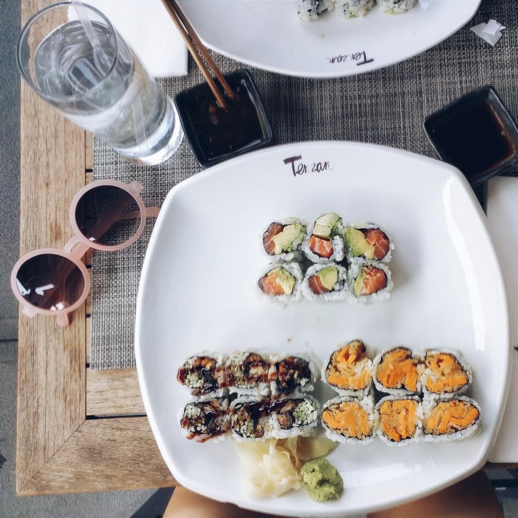 tenzan sushi