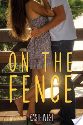 REVIEW: on the fence, by kasie west
