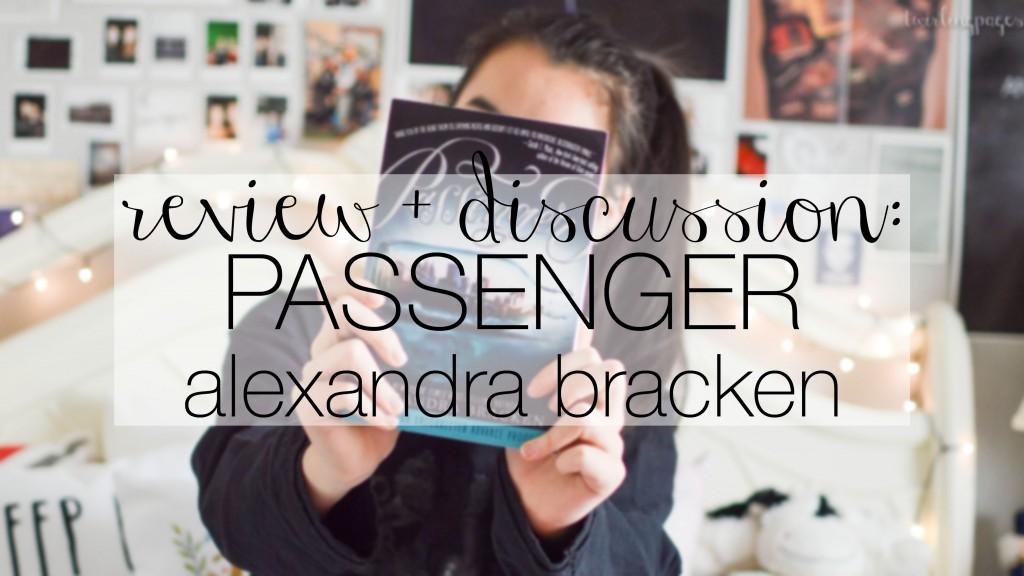 review - passenger by alexandra bracken