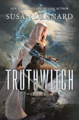 five reasons to read truthwitch, by susan dennard + GIVEAWAY