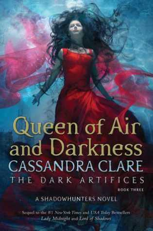 REVIEW + DISCUSSION: queen of air and darkness, by cassandra clare