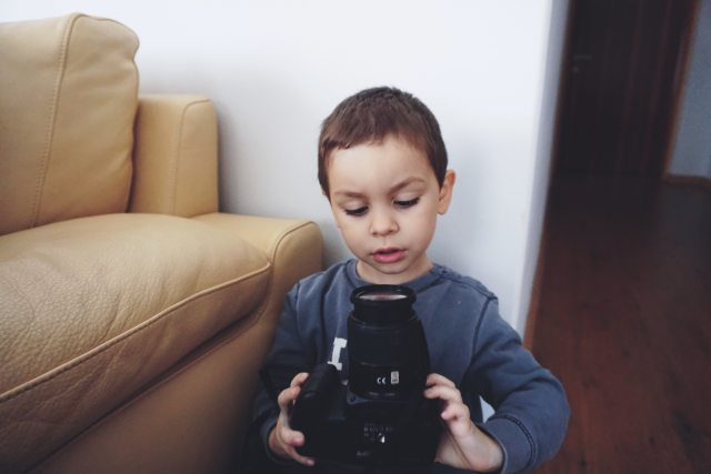 kid camera - business advice