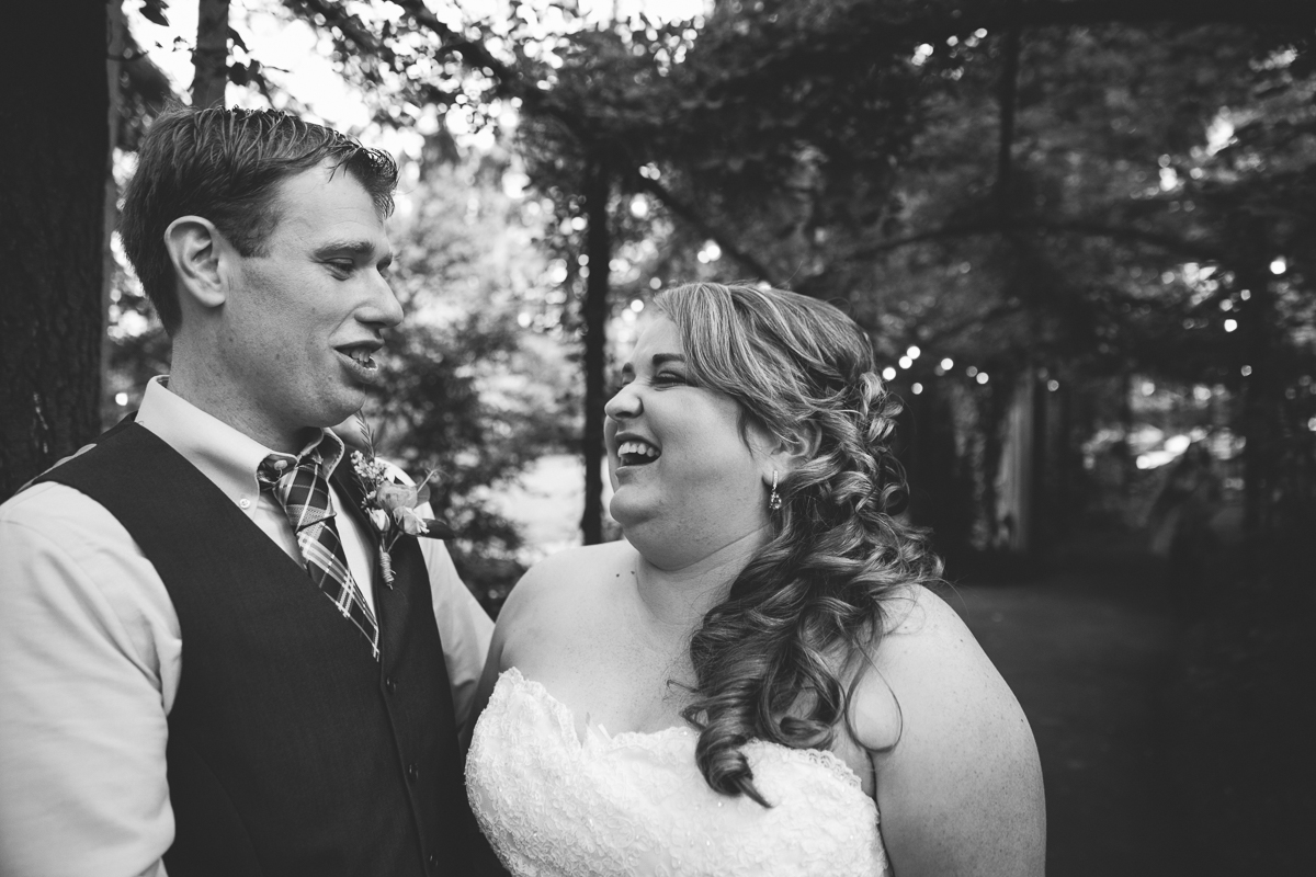 Calley + Ken's  Cornelius Pass Roadhouse Wedding