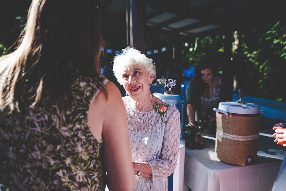 Katrina + John's Horning's Hideout Wedding