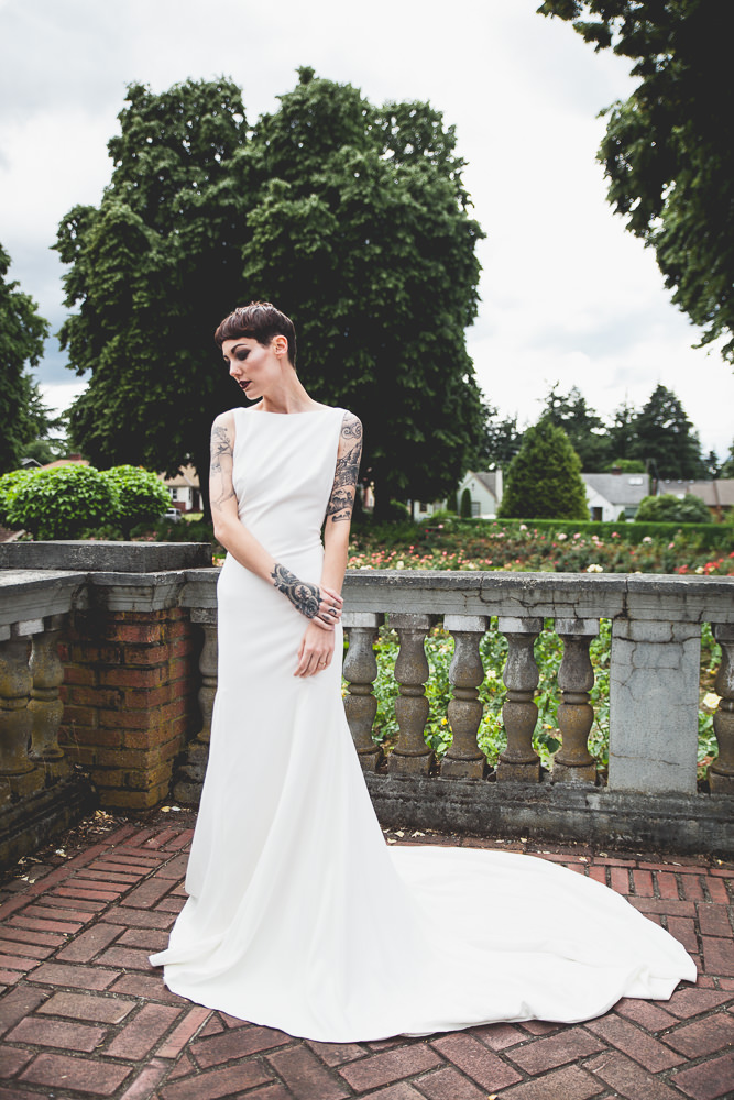 from Kamryn gay wedding collection