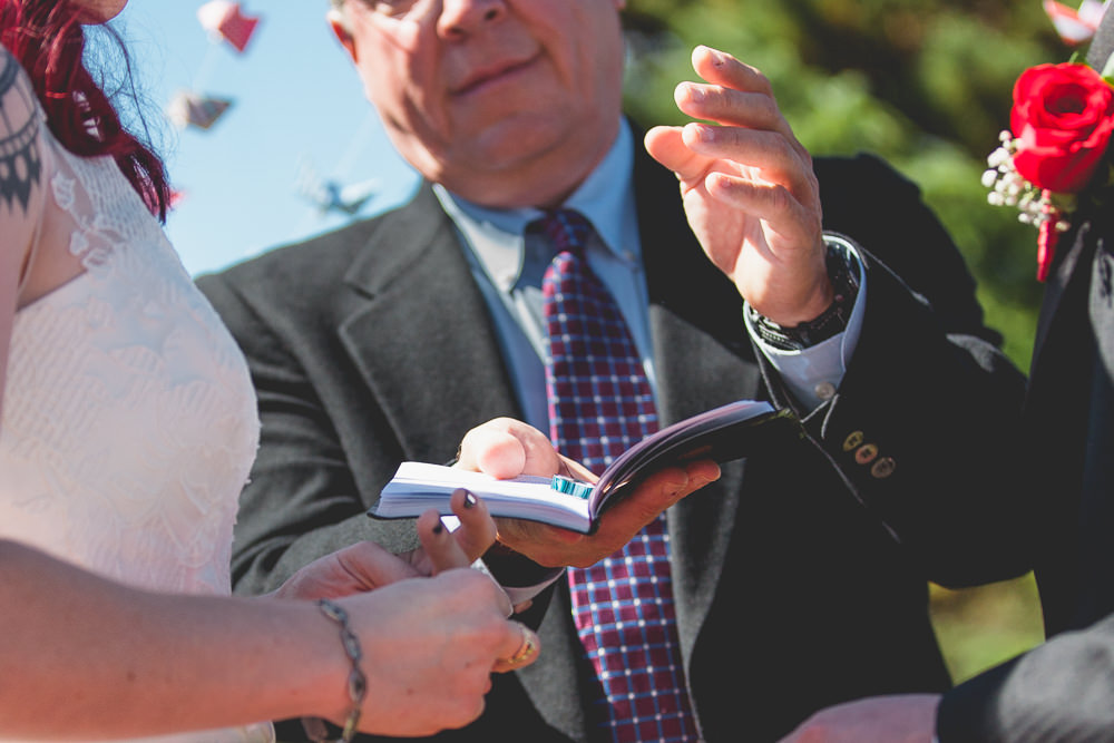 Sorcha + Micah Cape Meares Tillamook Oregon Coast Wedding