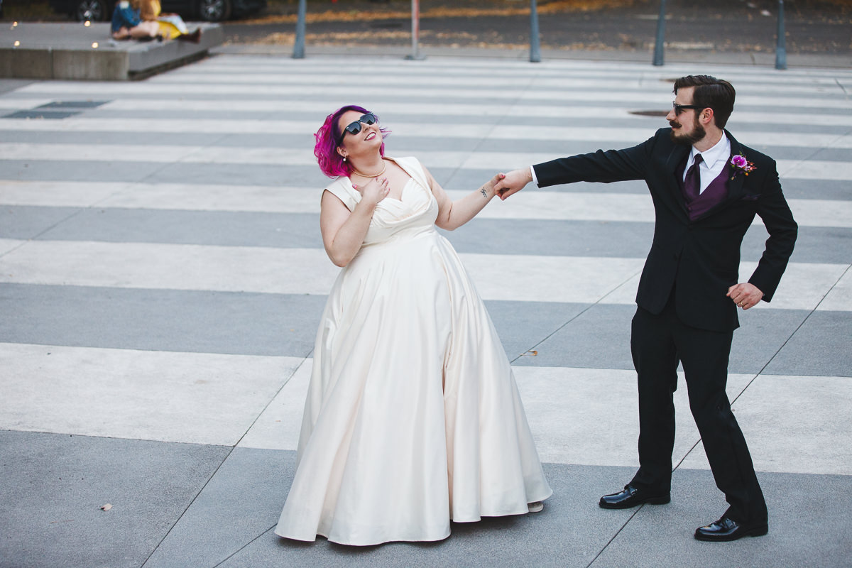 Twisted Aisle Weddings   Creative Wedding Photography   Portland, Or