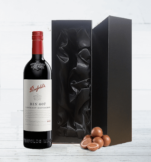 Penfolds Wine Gift & Chocolates