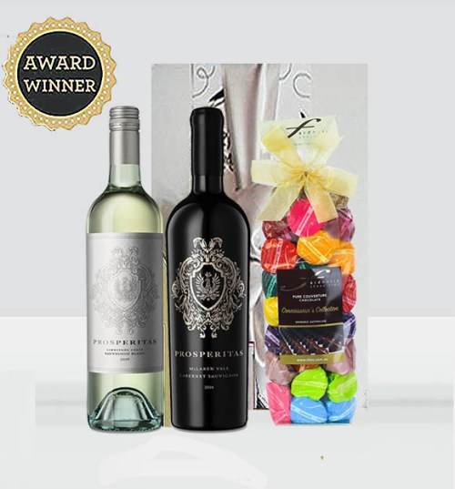 Prosperitas Wine Duo Gift Set