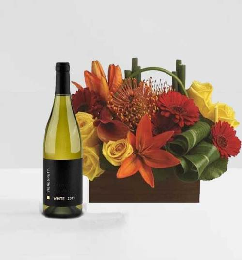 Getaway Wine and Flower Delivery