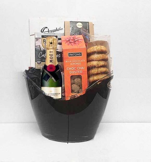 Gourmet and Champagne Gift Hamper