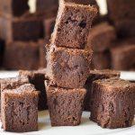 Easy Fudge Brownies | Twisted Tastes