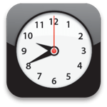 Dashboard Clock Icon