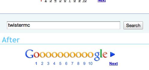 Google Search Update