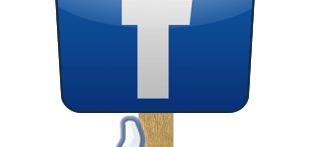 Facebook on a Stick