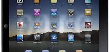 iPad Screen Burn