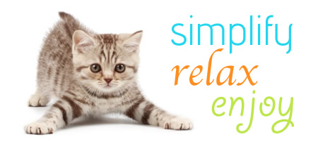 simplify relax enjoy