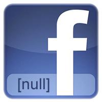 Facebook Null Error