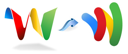 Google Wave Wallet Logo