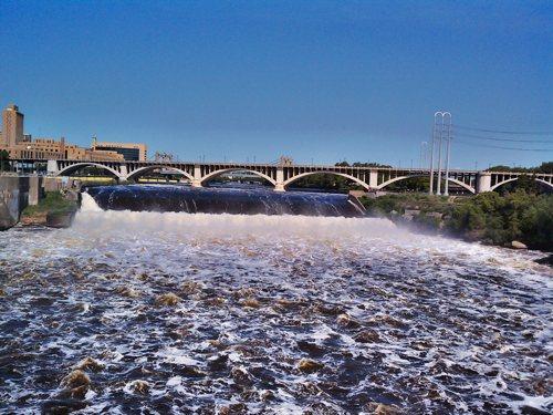 St. Anthony Falls