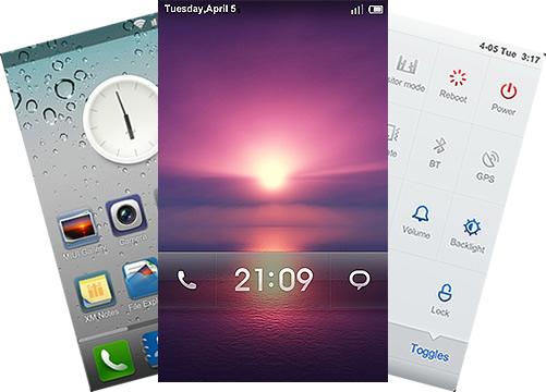 MIUI Screenshots