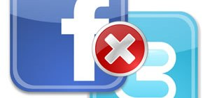 Social Media Icons Uninstall