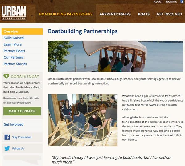 Urban Boatbuilders