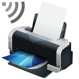 Wifi Printer Logo