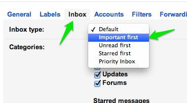 Revert Inbox Step 2