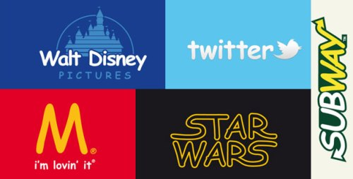 Comic Sans Logos