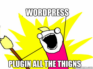 WordPress Meme