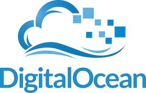 DigitalOcean Hosting Logo