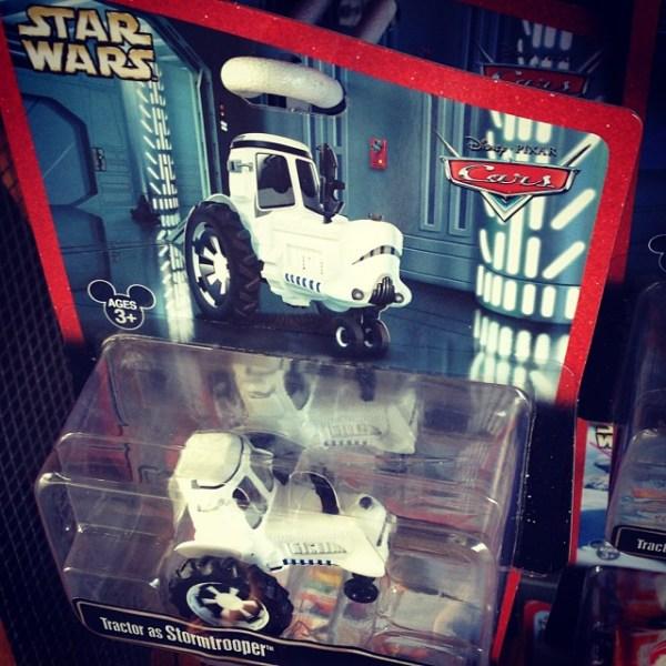 Stormtrooper Tractor