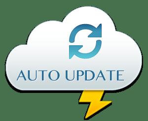 Auto Update Storm Icon