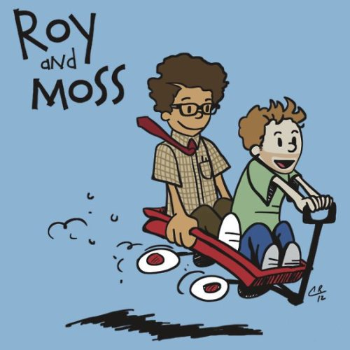 Roy & Moss - The IT Crowd