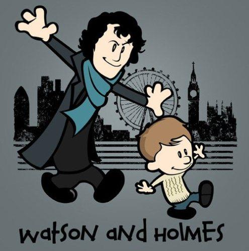 Watson & Holmes - Sherlock
