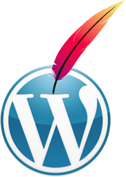 WordPress Apache Logo