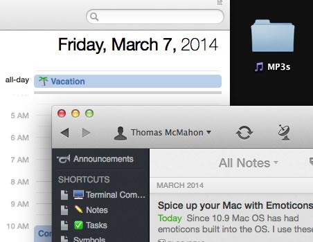 Emoji in Mac Apps