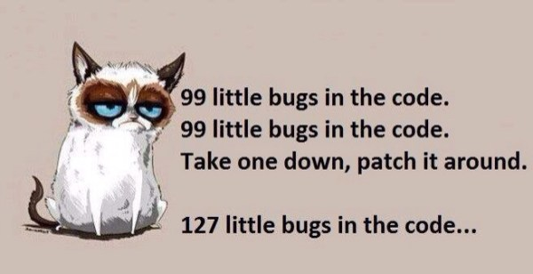 Grumpy Cat Bugs